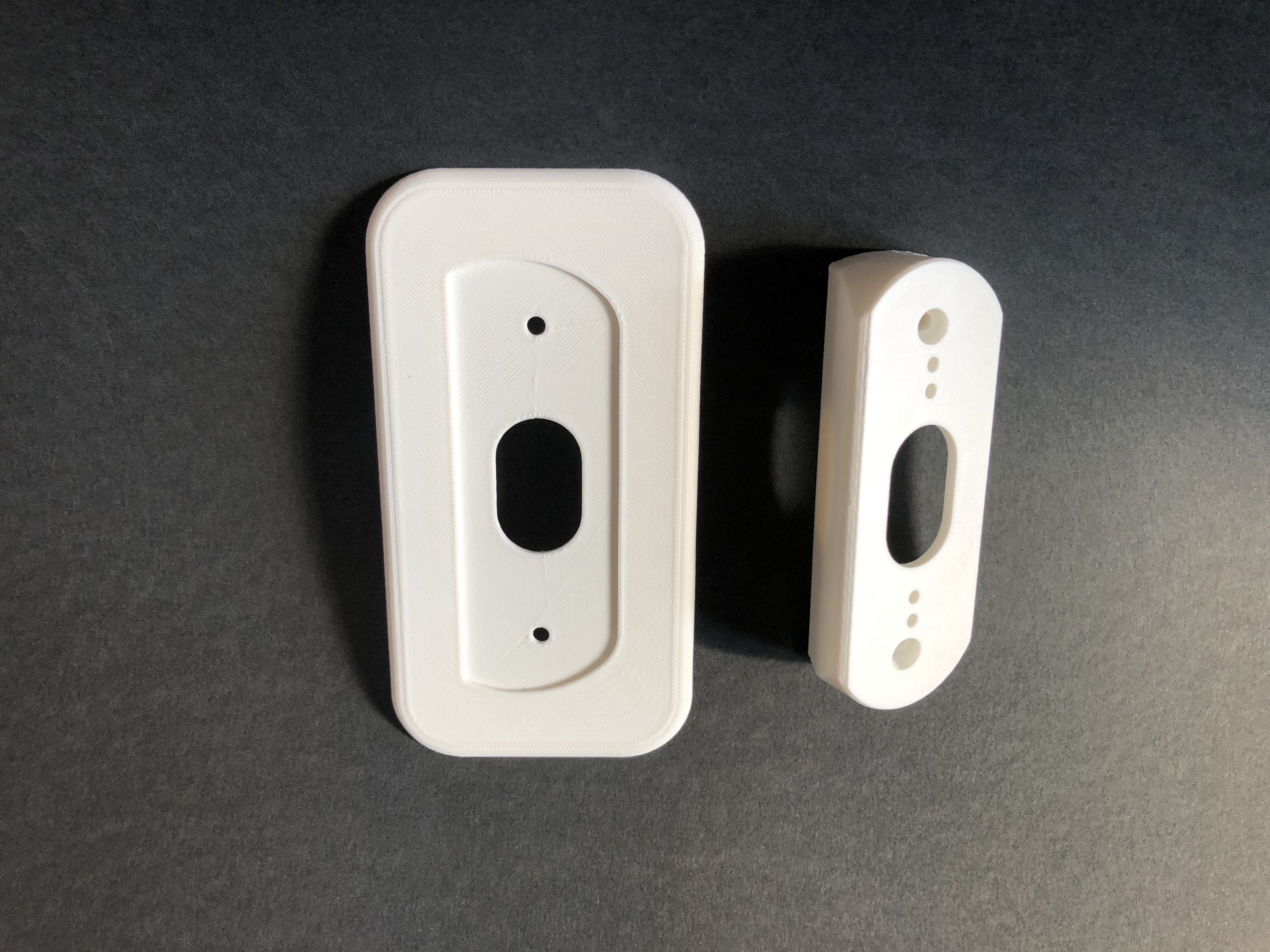 How To Mount Ring Doorbell On Uneven Surface